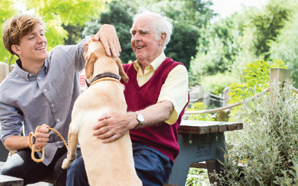 How Pets help People with Parkinson's Disease