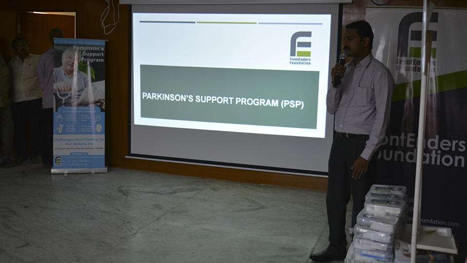 Parkinsons Support Program