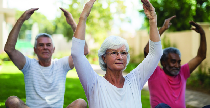 Benefits Of Yoga For Parkinson's Patients